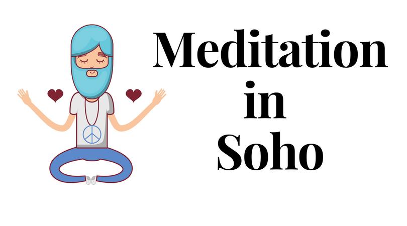 Meditation in Soho Image