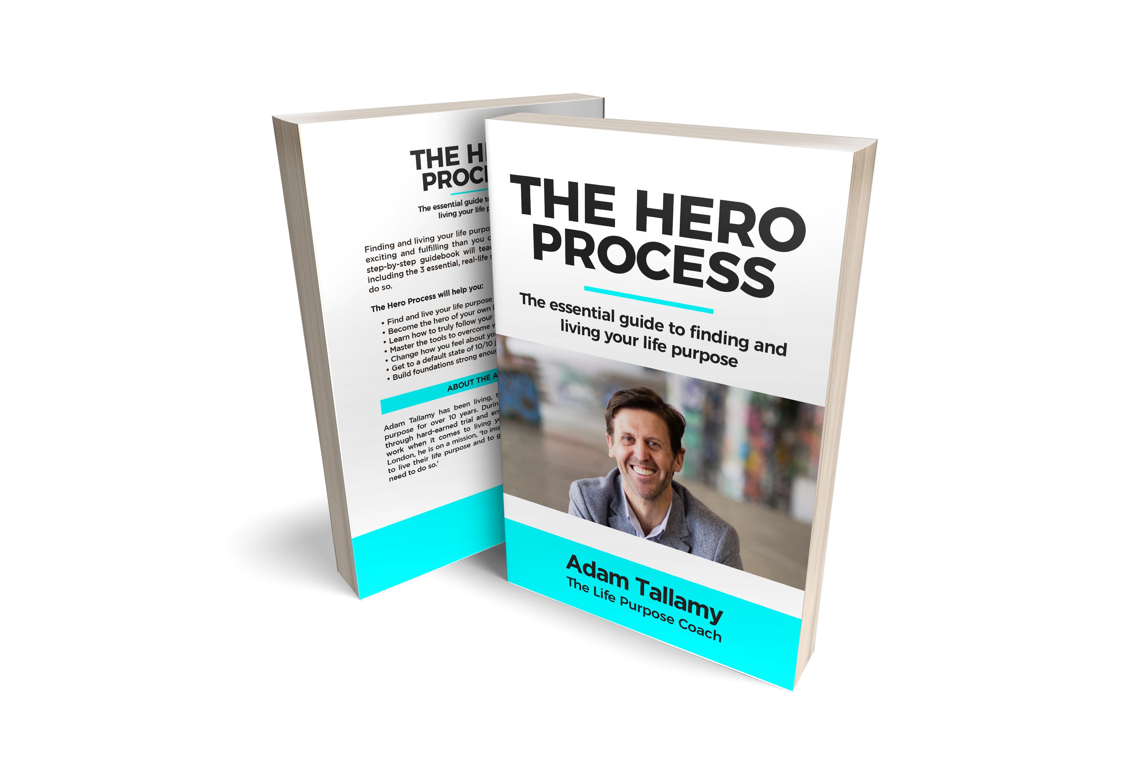 The Hero Process 3D Book